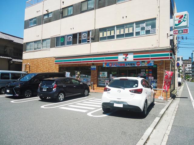 セブン-イレブン広島横川新橋西店