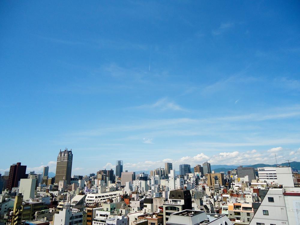 12階からの眺望|メゾン ド 銀山