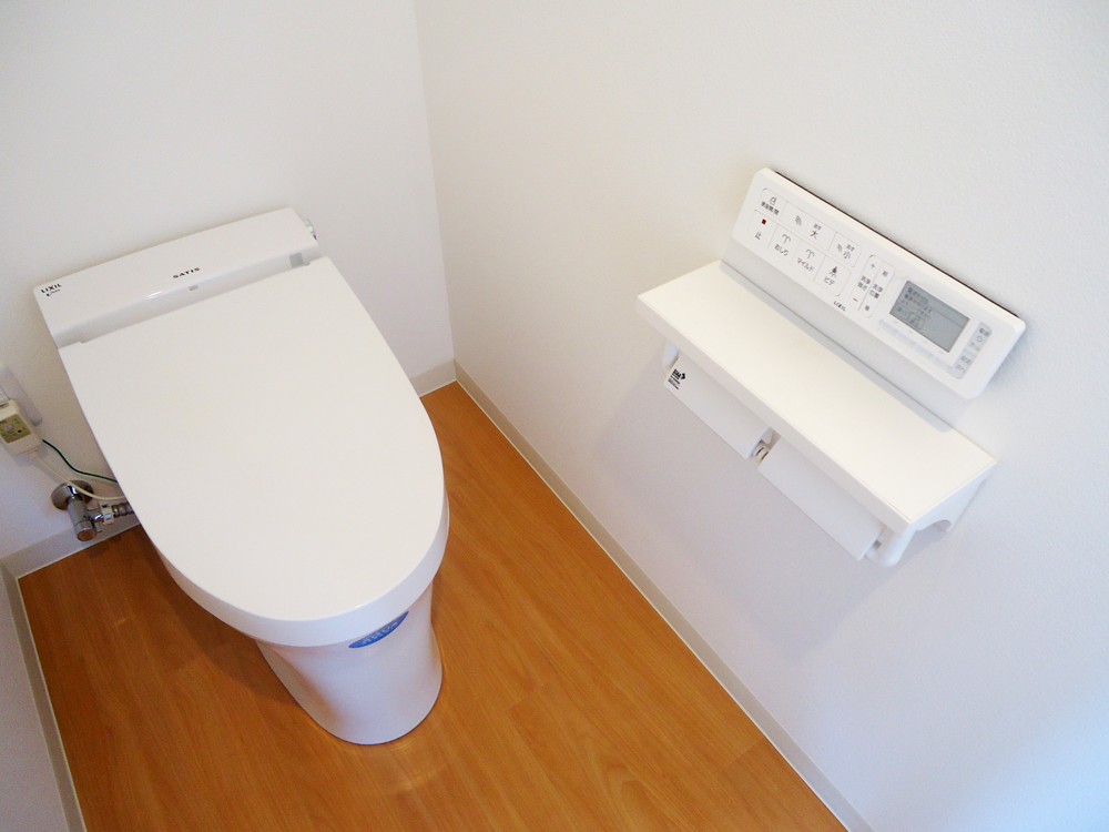 トイレ|メゾン ド 銀山