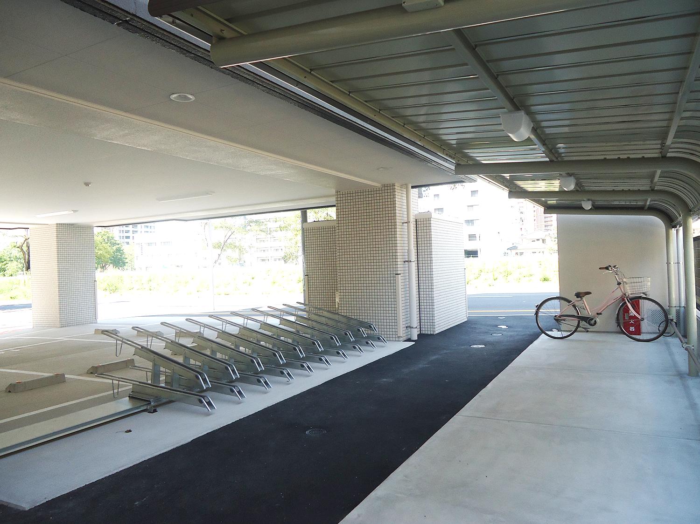 駐輪場|KHS.FIRST