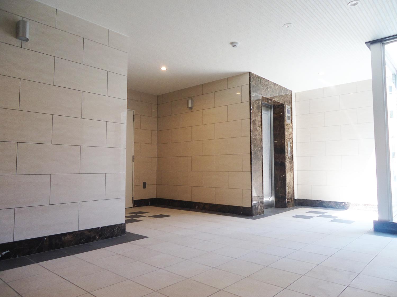 エレベーターホール|KHS.FIRST
