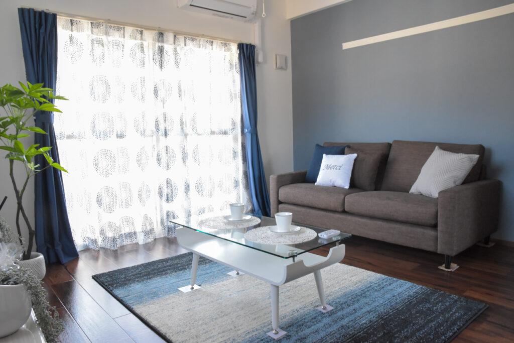 牛田の新築賃貸マンション「ビーズヒルズ ステージ」のモデルルーム