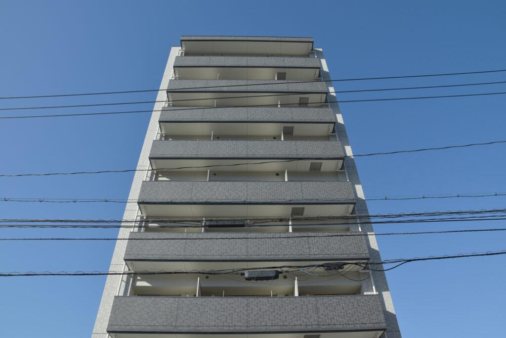 広島市東区牛田の新築賃貸マンション「ビーズヒルズ ステージ」