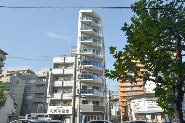 横川駅、駅近、新築マンション「サントーマス横川(よこがわ)」