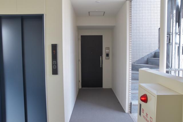 サントーマス横川の共用部・エレベーター